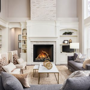 Marquis Bentley 48 Gas Fireplaces | National Home Comfort