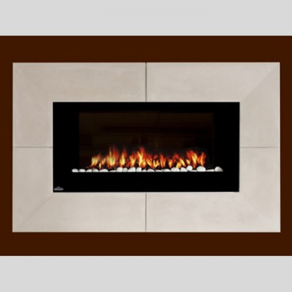 Brooklyn Surround Stone Fireplace Mantel | National Home Comfort