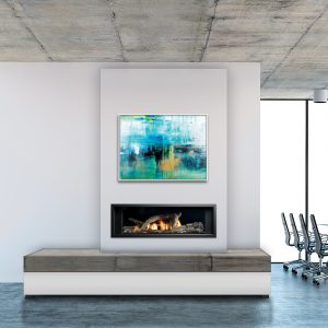 Marquis Enclave Gas Fireplaces | National Home Comfort
