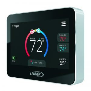 LENNOX ComfortSense Thermostats | National Home Comfort