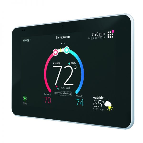 LENNOX iComfort Thermostats | National Home Comfort