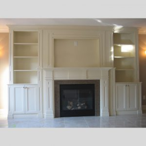 NFAS Custom Design III Millwork | National Home Comfort