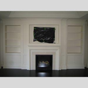 NFAS Custom Design IV Millwork | National Home Comfort