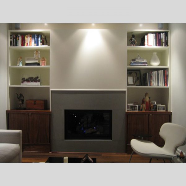 NFAS Custom Design V Millwork | National Home Comfort