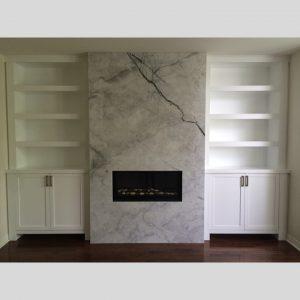 NFAS Custom Stone Design Millwork | National Home Comfort