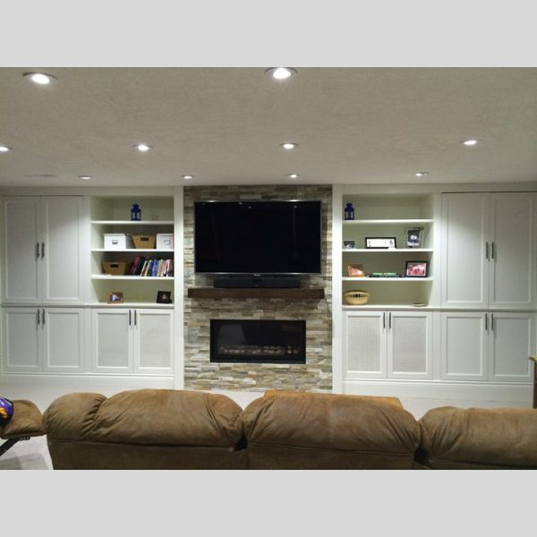 NFAS Custom Design II Millwork | National Home Comfort