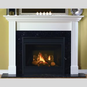 NFAS NF15 Wood Fireplace Mantel | National Home Comfort