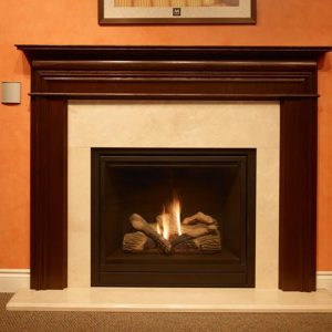NFAS NF16 Wood Fireplace Mantel | National Home Comfort
