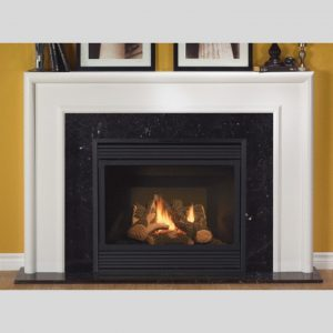 NFAS NF17 Wood Fireplace Mantel | National Home Comfort