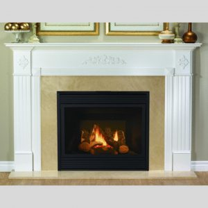 NFAS NF2 Wood Fireplace Mantel | National Home Comfort