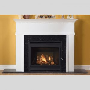 NFAS NF20 Wood Fireplace Mantel | National Home Comfort