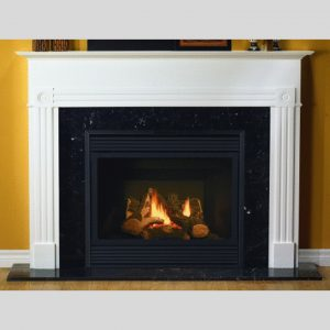 NFAS NF24 Wood Fireplace Mantel | National Home Comfort