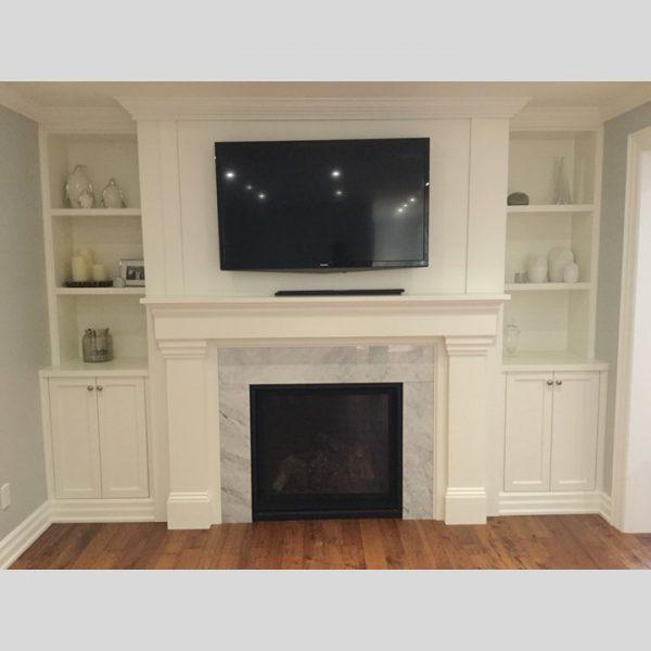 NFAS NHC13 Design Millwork | National Home Comfort