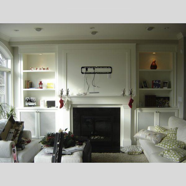 NFAS NHC13 Design II Millwork | National Home Comfort