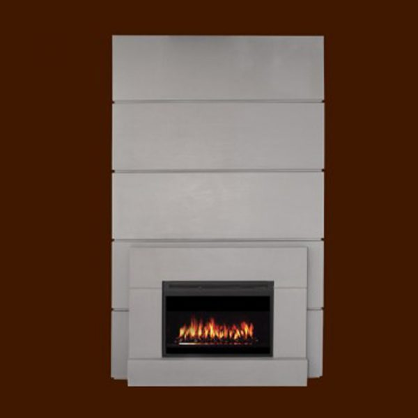Soho District Stone Fireplace Mantel | National Home Comfort