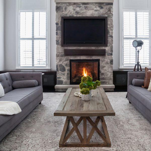StoneROX Cobble & Field Stone Stone Veneer | National Home Comfort