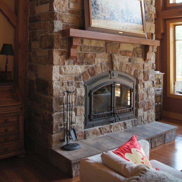 StoneROX Cobble Stone Veneer | National Home Comfort
