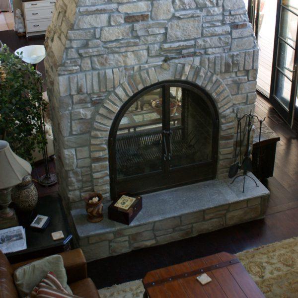 StoneROX Cobble Stone & Mountain Ledge Stone Veneer | National Home Comfort