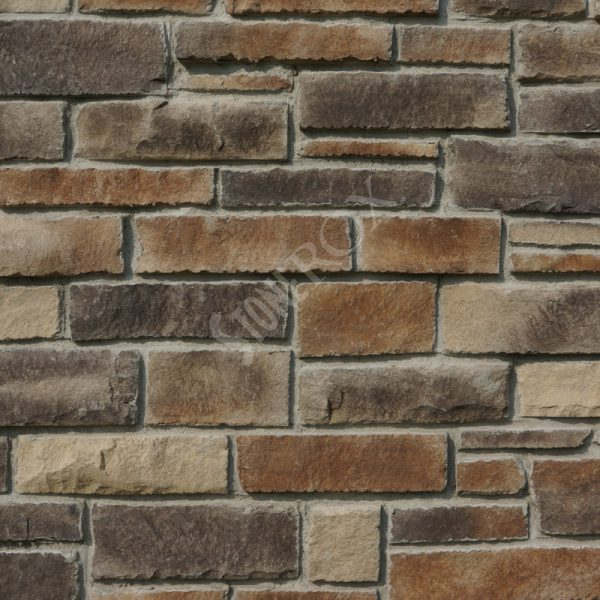 StoneROX Dry Stack Kawartha Ridge Stone Veneer | National Home Comfort