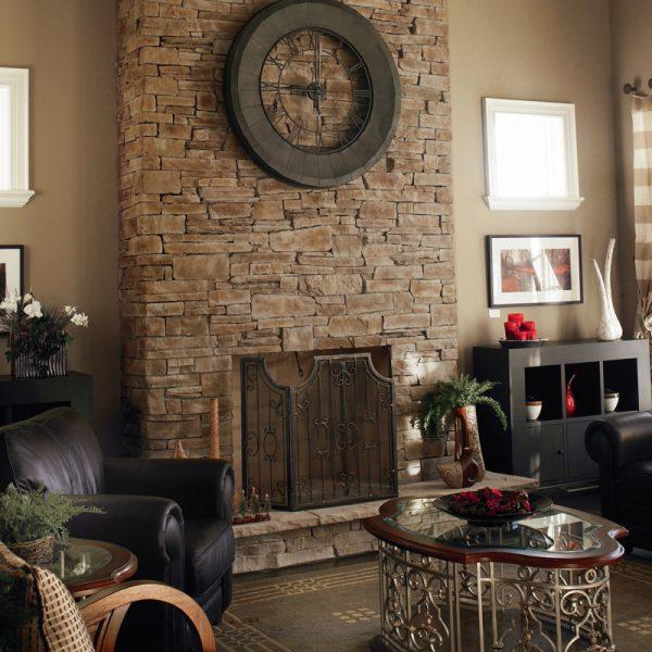 StoneROX Mountain Ledge Stone Veneer | National Home Comfort