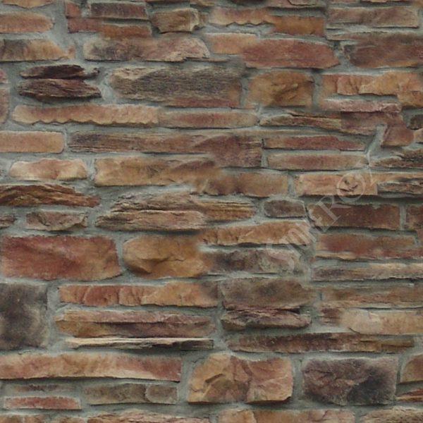 StoneROX Mountain Ledge Bronte Bark Stone Veneer   National Home Comfort