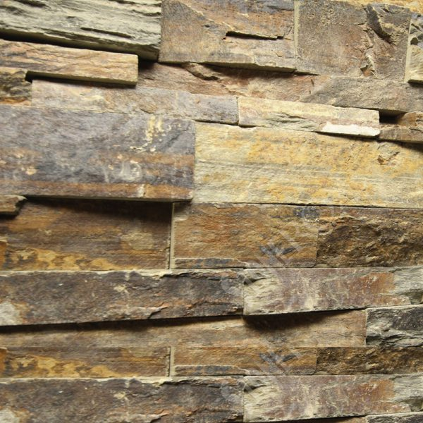 StoneROX Natural Stone Rustic Multi-Colour | National Home Comfort