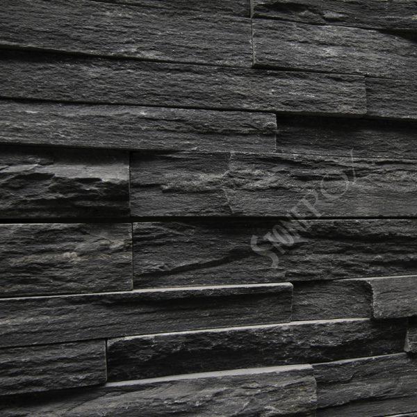 StoneROX Natural Stone Springwood Black | National Home Comfort