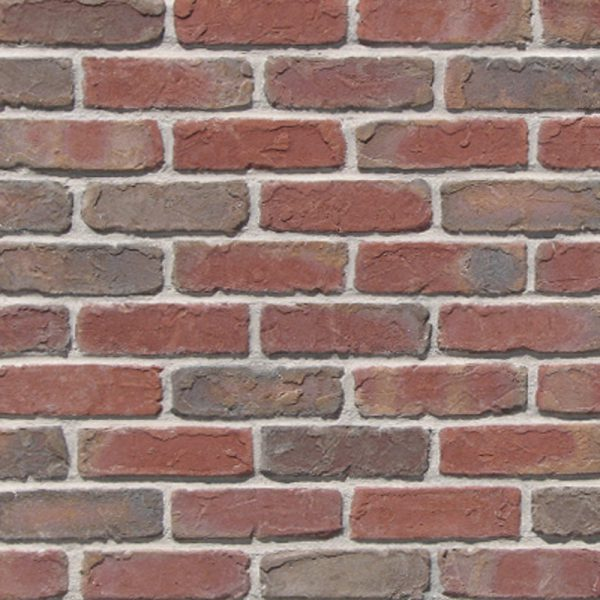 StoneROX Thin Clay Brick Veneer Kilburn | National Home Comfort