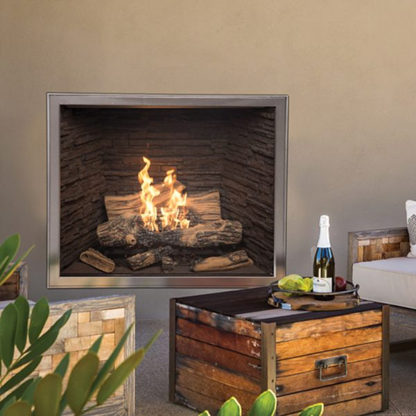 Town & Country TC42OD Outdoor Fireplaces | National Home Comfort
