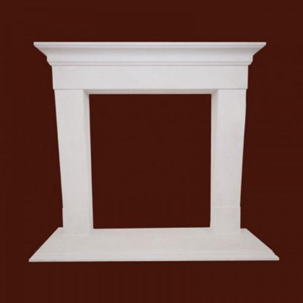 Tuscano Stone Fireplace Mantel | National Home Comfort