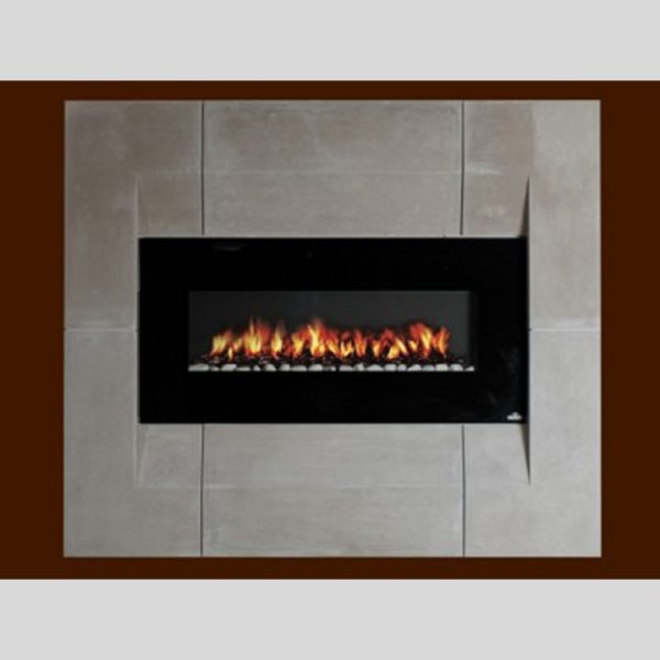 Upper West Side Surround Stone Fireplace Mantel | National Home Comfort