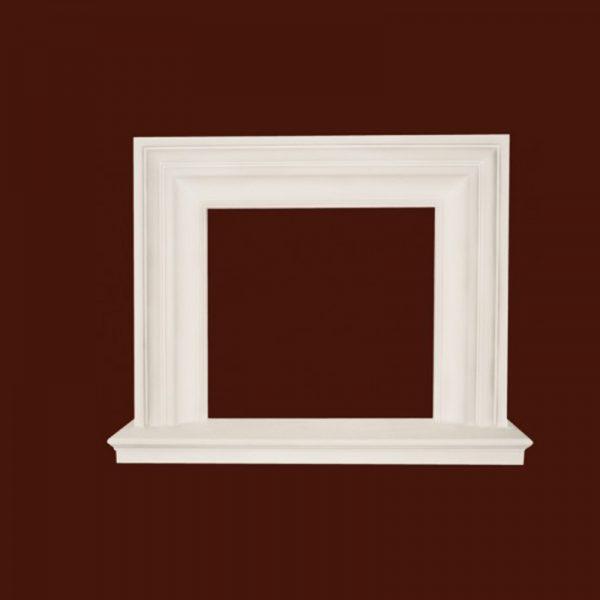 Villa Nova Stone Fireplace Mantel | National Home Comfort