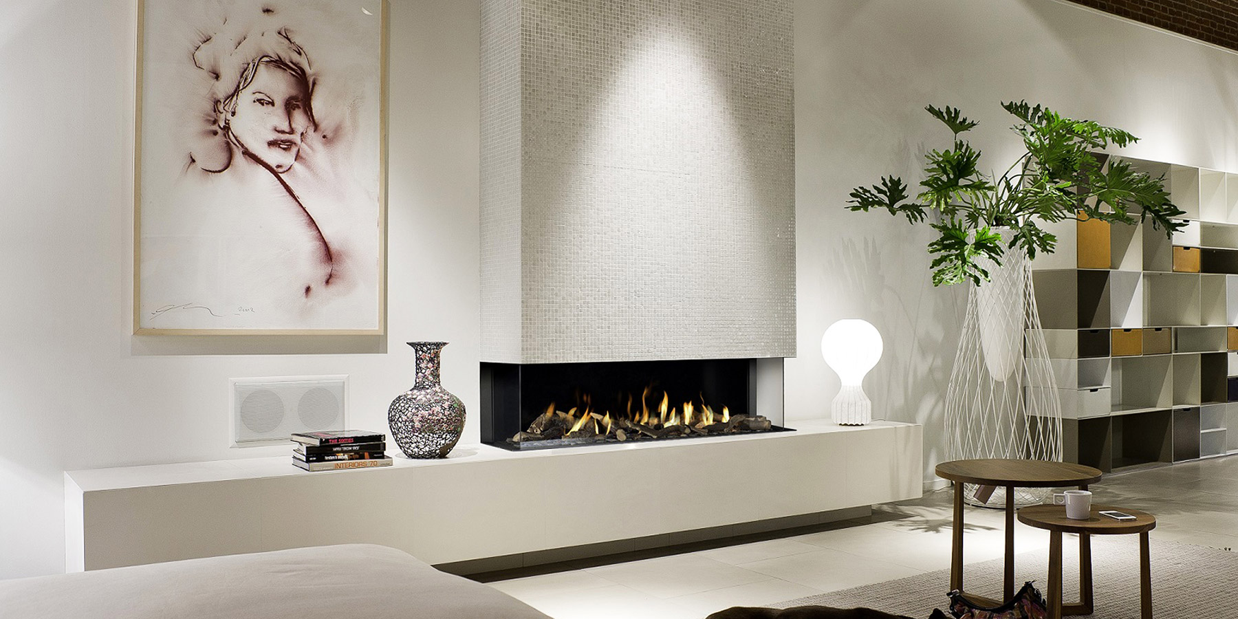 National Fireplace Toronto Showroom